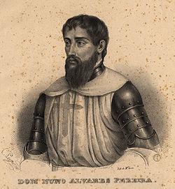 São Nuno Alvares Pereira