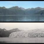 Alasca, antes e depois
