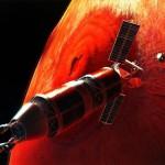 Marte, a chegada à Orbita