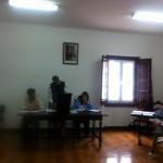Mesa de Voto na Vermelha