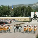 Comemoração da Batalha de Cámeron