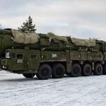 Lança mísseis russo