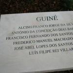 Mortos na Guiné