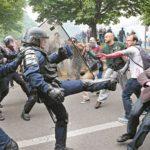 A crise em França