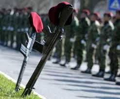 Regimento de Comandos está de luto 4ea651f0b44