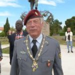 Cor. Raúl Folques, CMDT da 38ª
