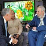Marcelo com Fidel