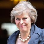 Theresa May, PM Britânica