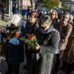 Povo mostra reconhecimento a Mário Soares
