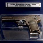 Pistola do herói de Murça