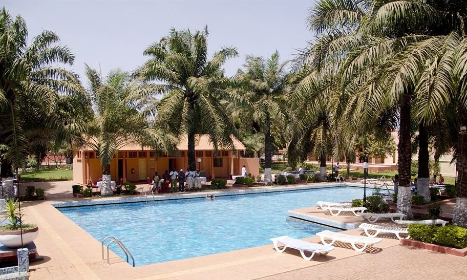 Hotel Azalai - 24 de Setembro em Bissau