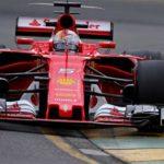 Vettel, Ferrari, vence em Melbourne