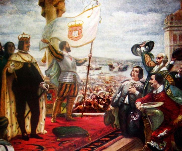 Celebração da Restauração em Portugal 3ab658f4411