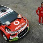Rally de Portugal vai hoje para a estrada