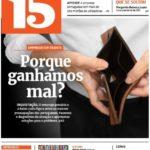 """""""Dia 15"""" é o novo jornal mensal hoje apresentado"""